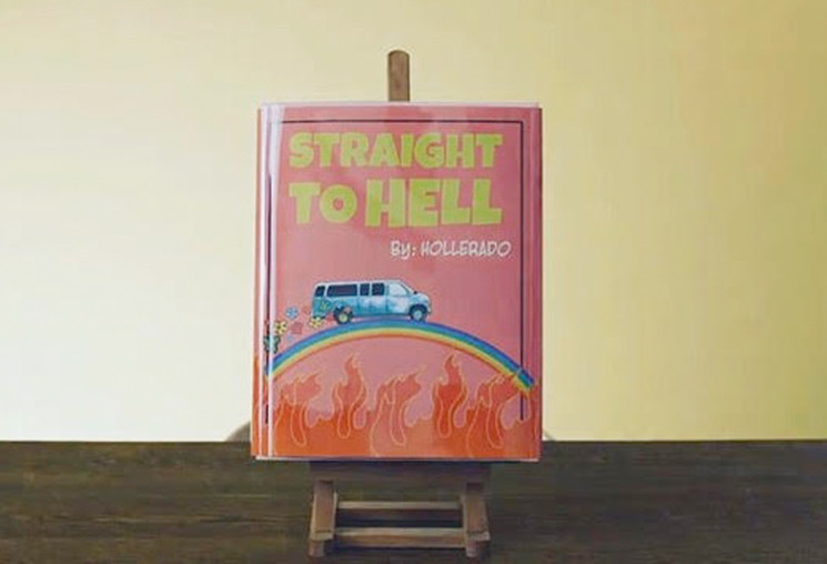 Hollerado Share New Song 'Straight to Hell,' Expand Farewell Tour