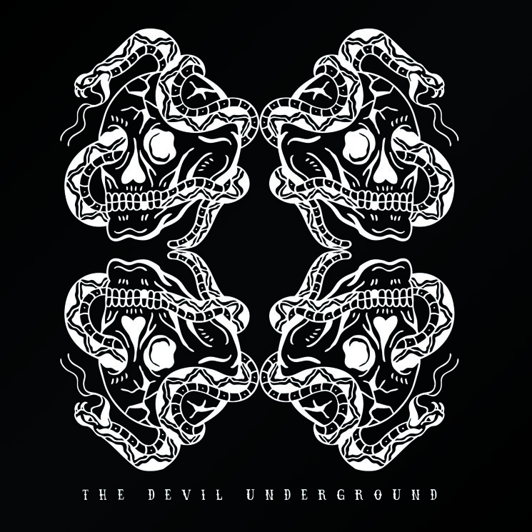 The Hollow Sea 'The Devil Underground' (EP stream)