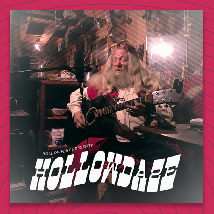 Moon King, Rapport, Mother Tongues Contribute to 'Happy Hollowdaze 2020' Compilation