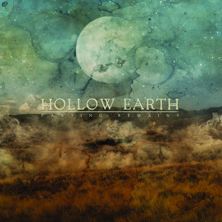 Hollow Earth Parting Remains