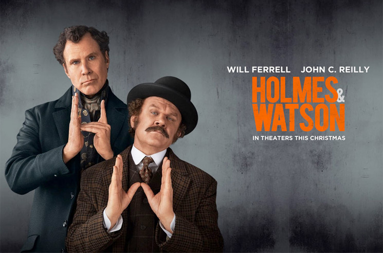 'Holmes & Watson' Is So Bad That Netflix Wouldn't Even Buy It