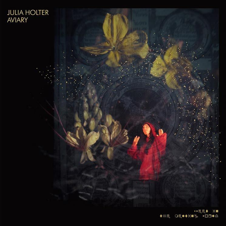 "Julia Holter Shares New Song ""Words I Heard"""