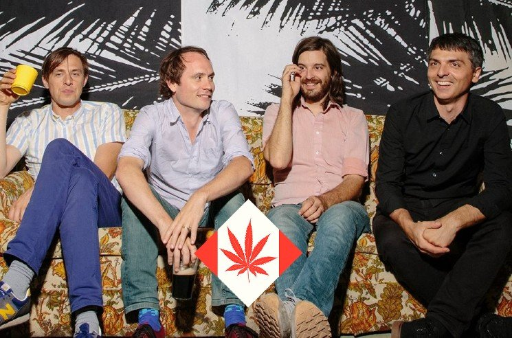 Holy Fuck's Brian Borcherdt Fights Through Pot Anxiety to Get New Perspective on His Music