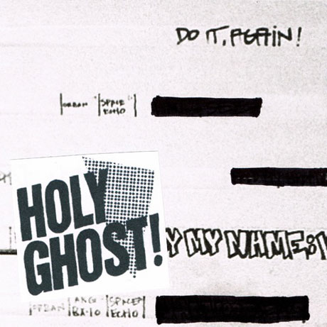 """Holy Ghost! """"Wait and See"""" (CFCF remix)"""