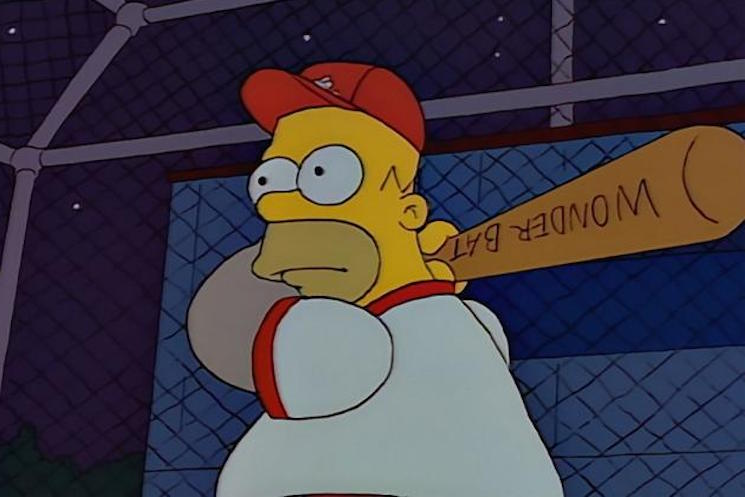 Homer Simpson Is Being Inducted into the Baseball Hall of Fame
