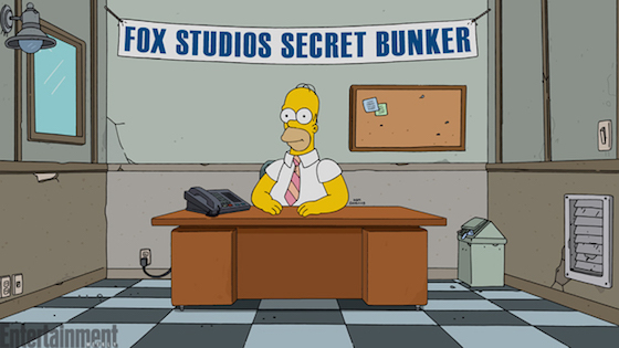 'The Simpsons' Showrunner Al Jean Explains Upcoming Live Segment
