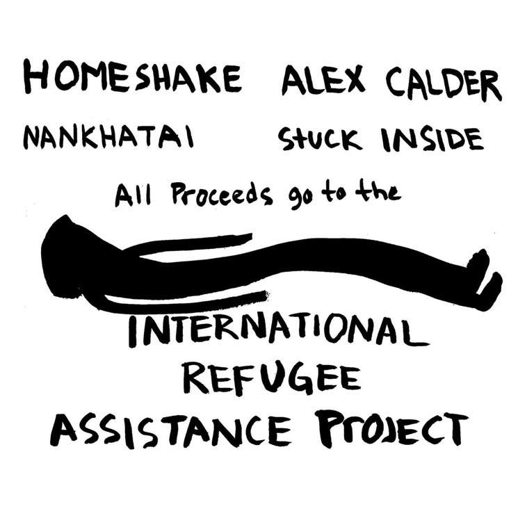 ​Homeshake and Alex Calder Team Up for Charity Single