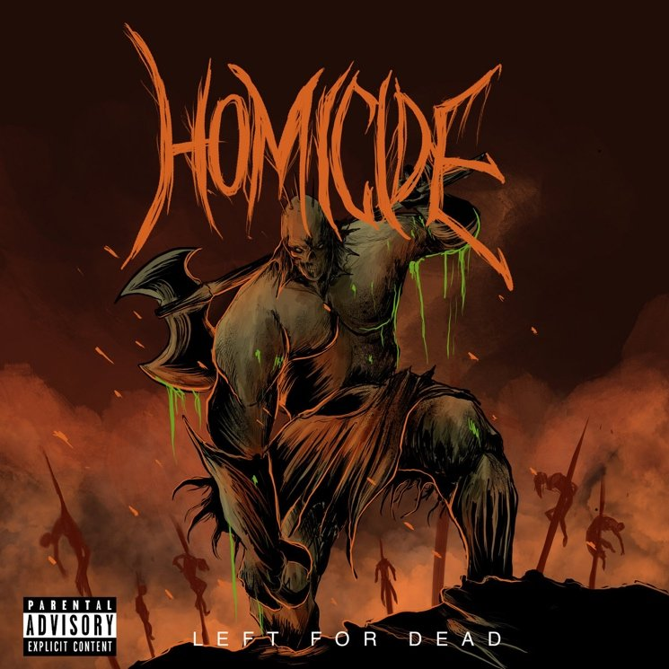 Homicide's Comeback Album 'Left for Dead' Is a How-To Manual on Throwback Thrash