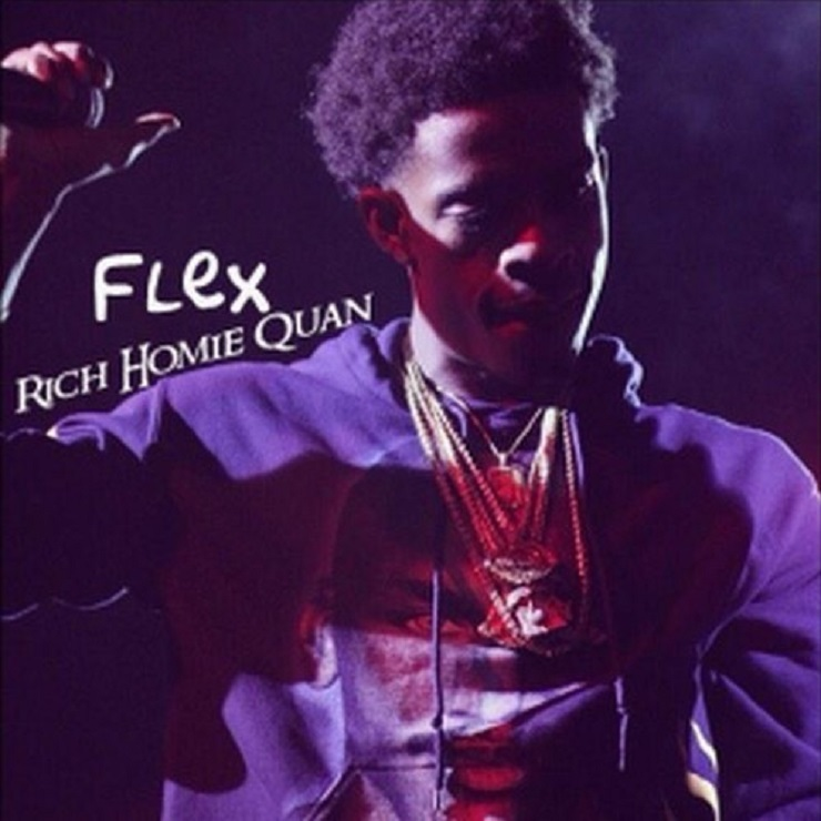 "Rich Homie Quan ""Flex"" (prod. by Nitti Beatz, DJ Spinz)"