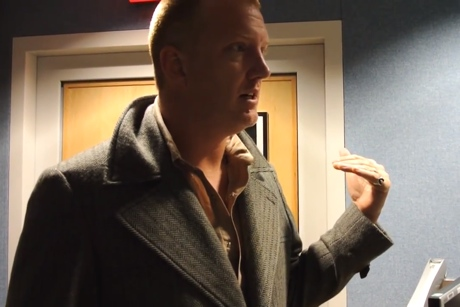 Queens of the Stone Age Josh Homme 'Star Wars Episode VII' audition (video)