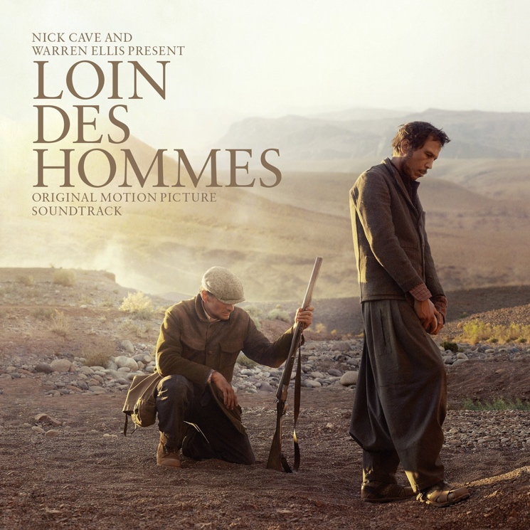 Nick Cave and Warren Ellis 'Loins Des Hommes' (film score stream)