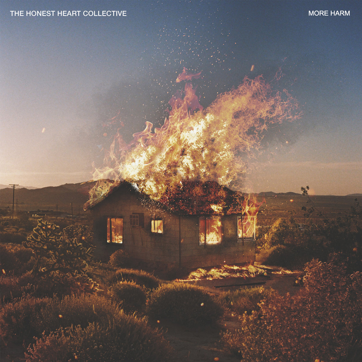 The Honest Heart Collective's Inner Fire Burns Bright on 'More Harm'