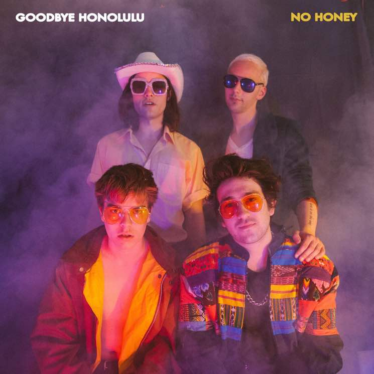 Goodbye Honolulu 'No Honey' (EP stream)