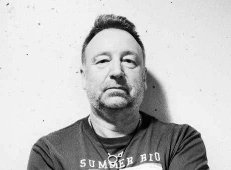 Peter Hook to Perform New Order's 'Low-Life' and 'Brotherhood' in 2014