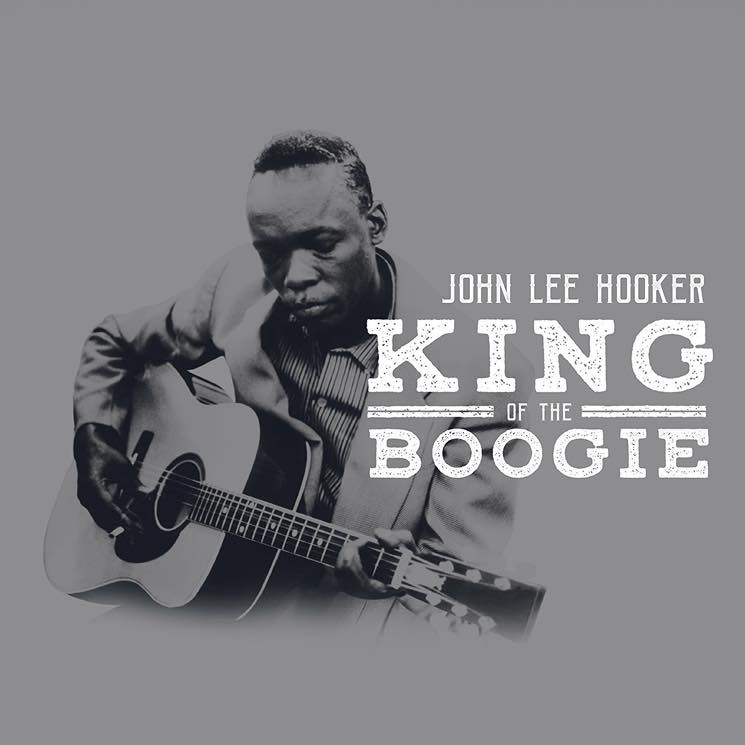 John Lee Hooker King of the Boogie