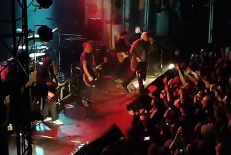 "Peter Hook & the Light ""Love Will Tear Us Apart"" (ft. Billy Corgan) (live video)"