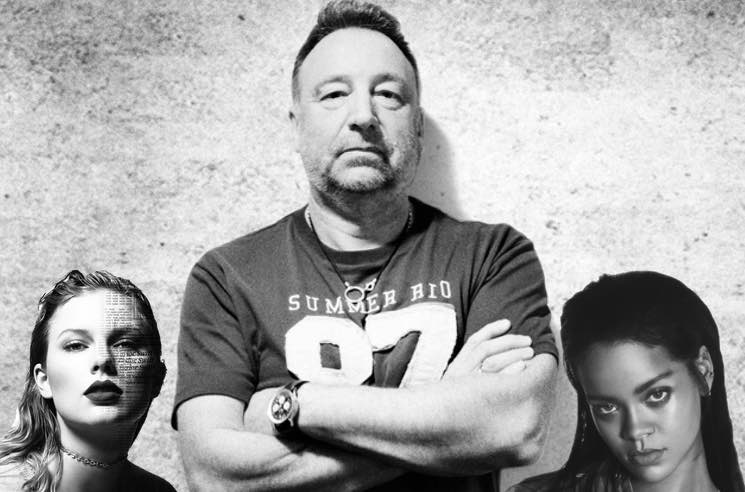 ​Peter Hook Gushes Admiration for Taylor Swift and Rihanna