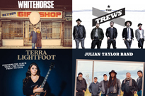 Horseshoe Tavern Adds Whitehorse, the Trews, Terra Lightfoot and Julian Taylor Band to 'Hootenanny' Livestreams