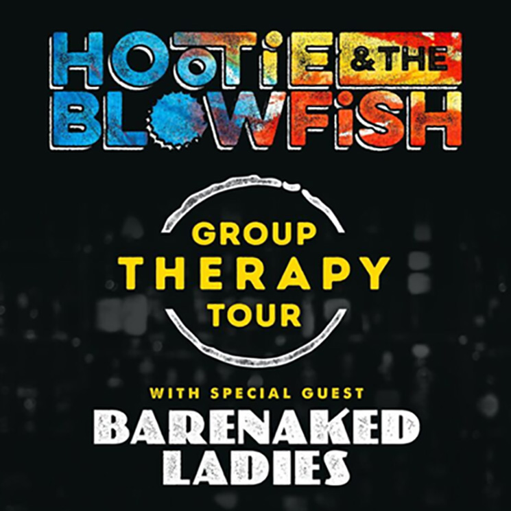 Hootie and the Blowfish coming to eastern Iowa with Barenaked Ladies