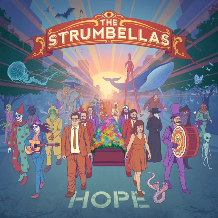The Strumbellas Unveil New Album: 'Hope'