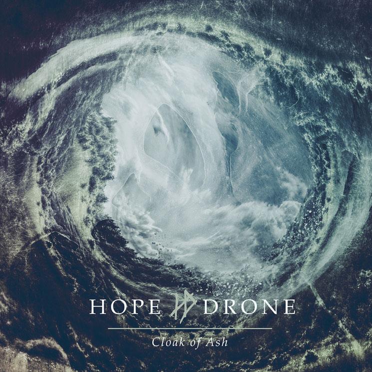 Hope Drone Cloak of Ash