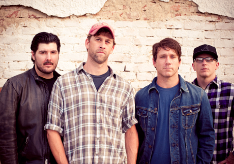 Hot Water Music Return with First New Album Since 2004
