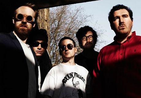 Hot Chip Book World Tour with Toronto, Vancouver Stops