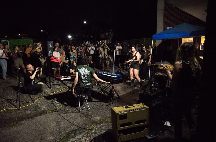 Toronto's DIY Music Scene Finally Bounces Back — Thunderstorm Be Damned