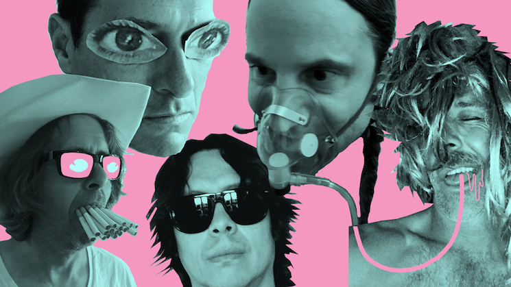 Hot Snakes Sign to Sub Pop for First Album in 14 Years