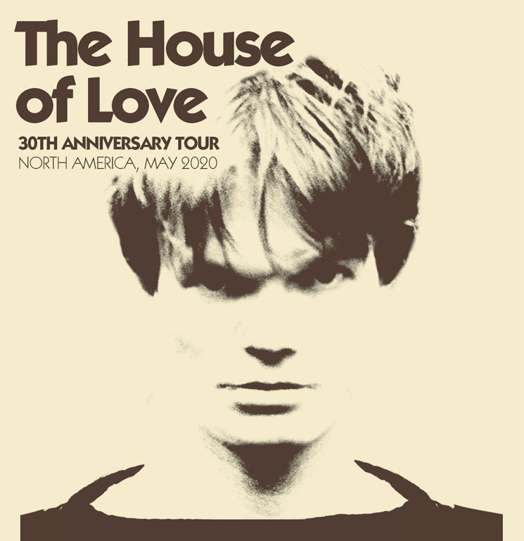 The House of Love Announce Their First North American Tour in Nearly 30 Years
