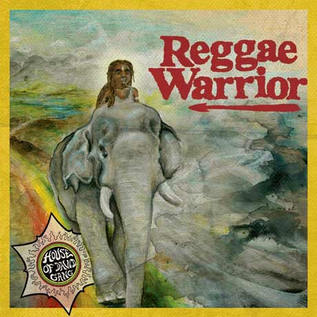 House of David Gang Reggae Warrior