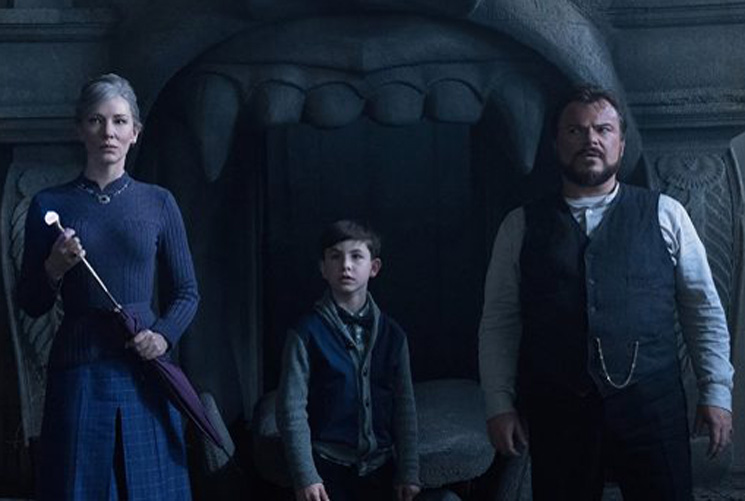 'The House With a Clock In Its Walls' Is a Zany Bore With an All-Star Cast Directed by Eli Roth
