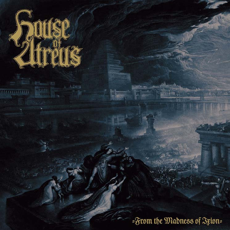 House of Atreus From the Madness of Ixiom