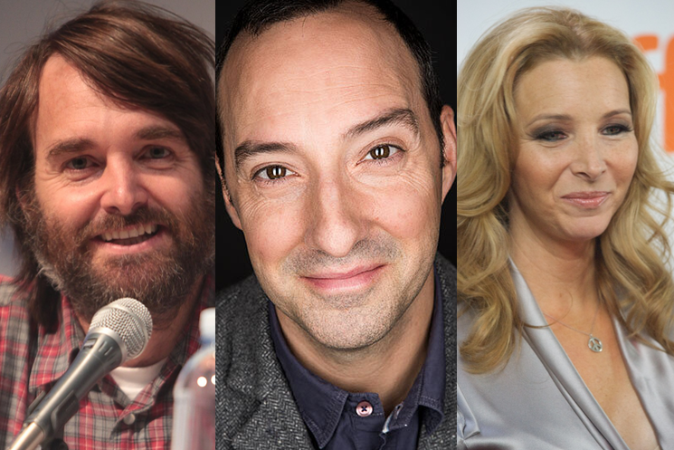 Fox Orders New Animated Series 'Housebroken' with Lisa Kudrow, Will Forte, Tony Hale