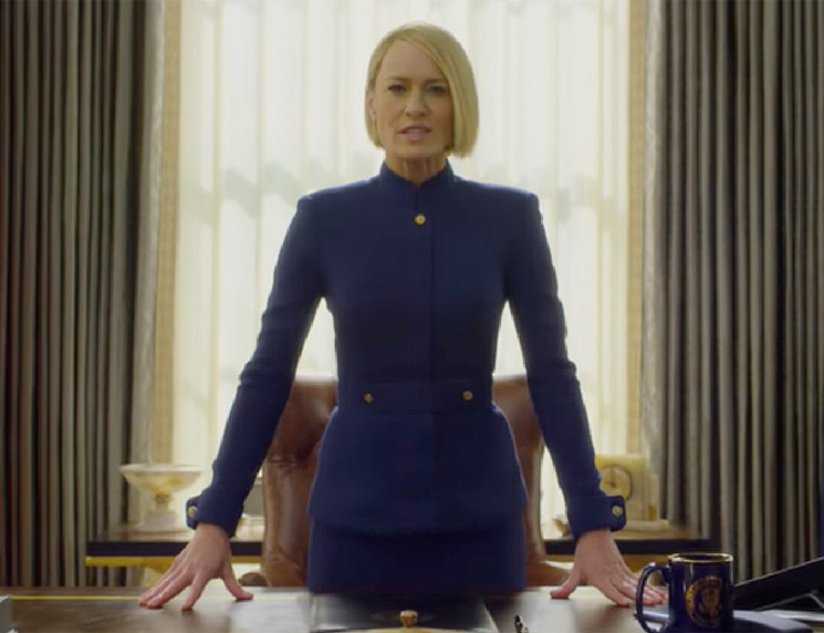 Here's a Fourth of July Message from 'House of Cards'