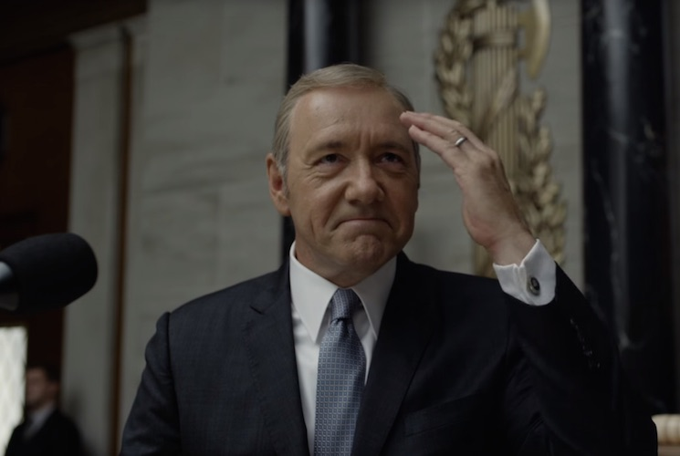 Netflix Pulls the Plug on 'House of Cards'