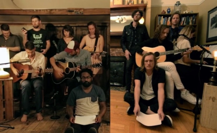 "Hey Rosetta! & Yukon Blonde ""Land You Love"" (video)"