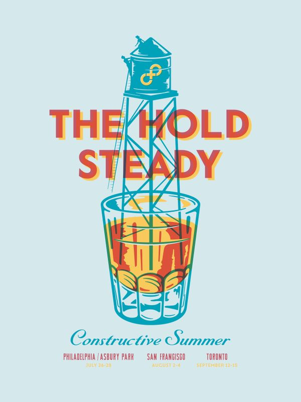 ​The Hold Steady Announce 'Stay Positive' 10th Anniversary Shows