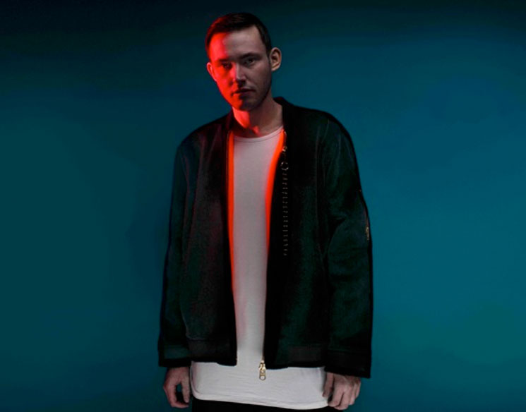 Hudson Mohawke 'Very First Breath' (ft. Irfane)