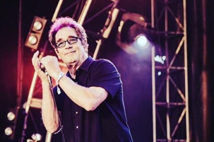 Huey Lewis Opens Up About His Mental Health in the Wake of His Meniere's Disease Diagnosis
