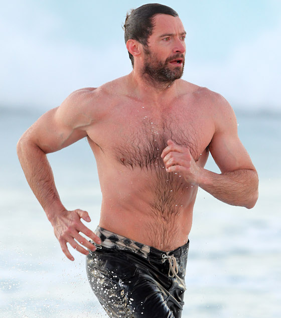 Hugh Jackman Saves Children from Drowning in Riptide