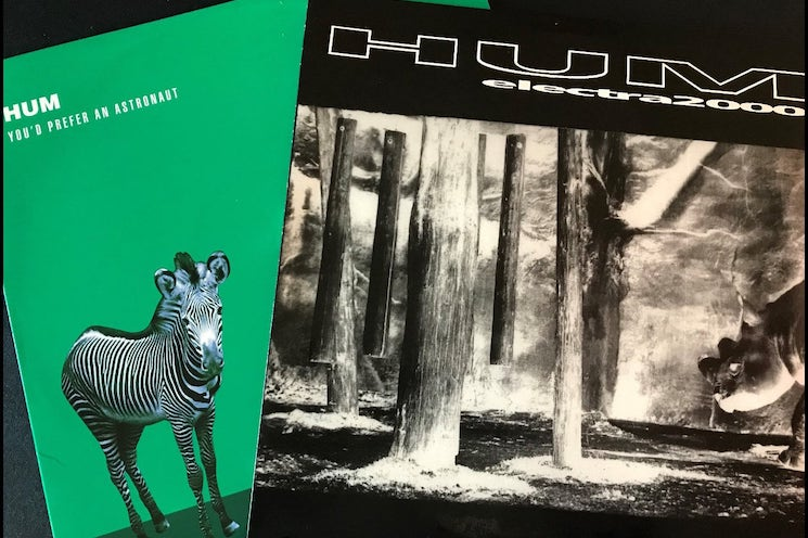 Hum Prep Reissues of 'You'd Prefer an Astronaut' and 'Electra 2000'