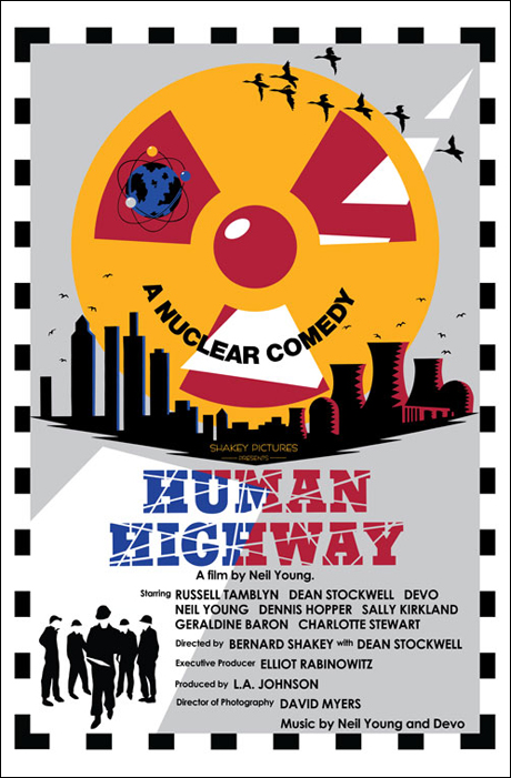 Neil Young Restores Lost Film 'Human Highway' for Wide Release