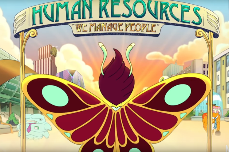 Netflix Announces 'Big Mouth' Spinoff 'Human Resources'