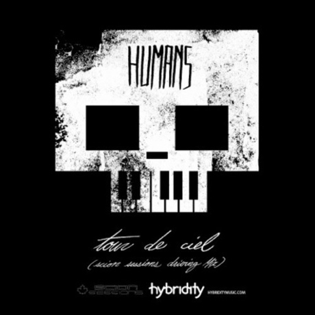 Humans 'Tour De Ciel' (mixtape) / 'De Ciel' (Thomas Cade remix)