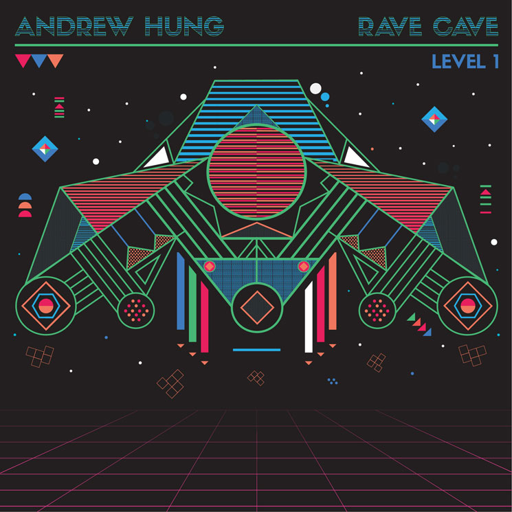 Fuck Buttons' Andrew Hung to Release Solo EP Performed on Game Boy