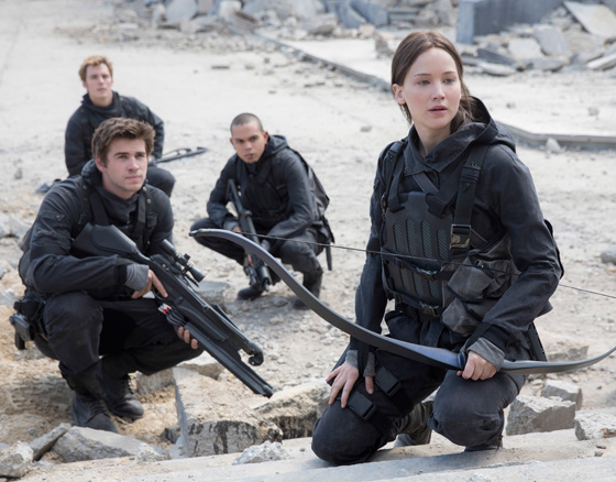 The Hunger Games: Mockingjay – Part 2 Francis Lawrence