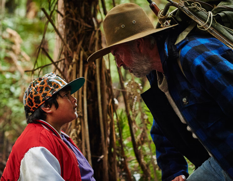 Hunt for the Wilderpeople Directed by Taika Waititi