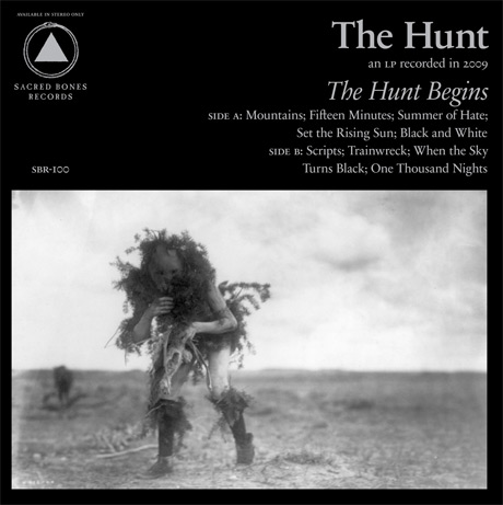 """Sacred Bones to Release Pre-Cult of Youth Project the Hunt's """"Lost"""" LP"""