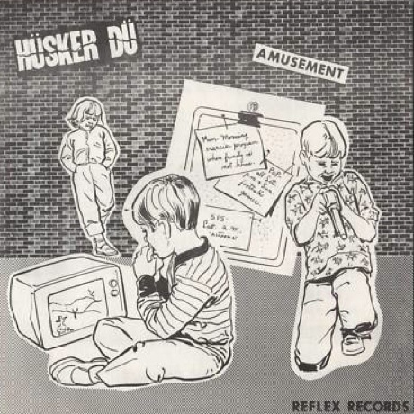 Hüsker Dü Announce Expanded Reissue of Debut Single for Record Store Day